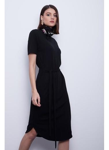 Take7 Elbise Siyah